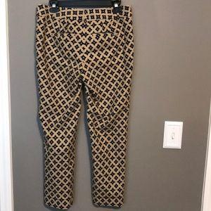 White House Black Market Pants - White House/Black Market slim ankle pants